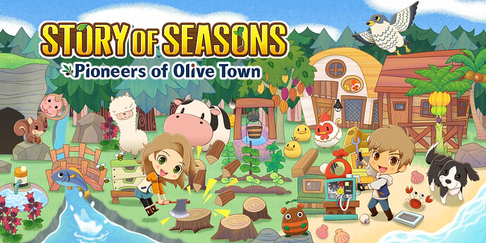 Classifiche Giappone, settimana 9/2021: Story of Seasons e Bravely Default II al comando!