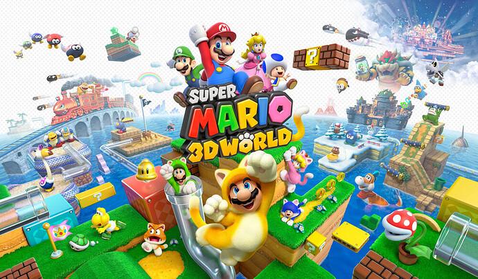 Classifiche Giappone, settimana 8/2021: Super Mario 3D World rimane al comando