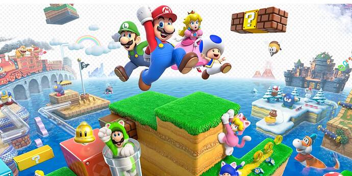 Classifiche Giappone, settimana 10/2021: Mario 3D World si riprende la vetta