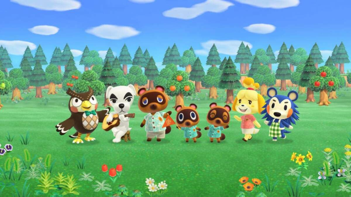 Classifiche Giappone, settimana 43/2020: Animal Crossing torna primo, ma senza brillare